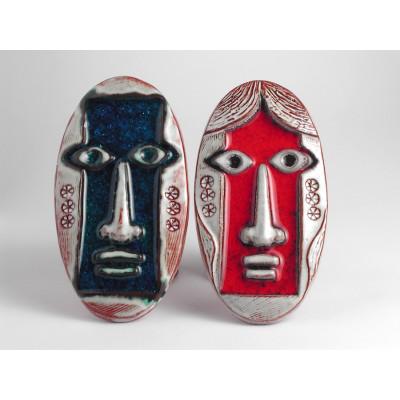 Maska muž a žena
