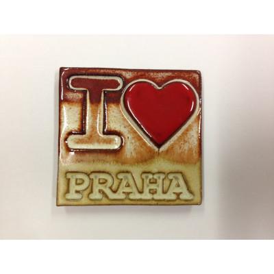 Magnet Miluji Prahu
