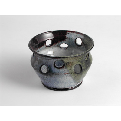 Svícen čajový, projmutý (na aroma svíčku)