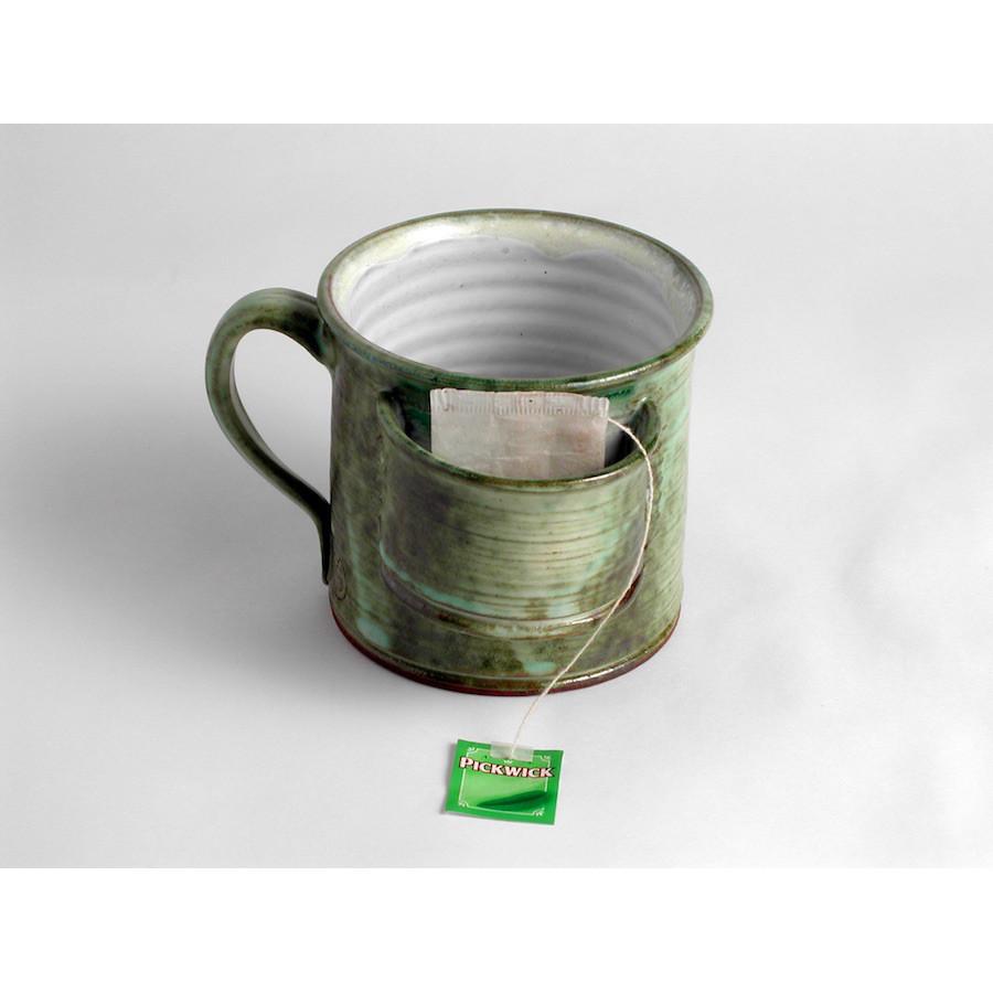 Hrnek kapsa na porcovaný čaj