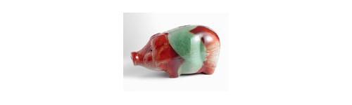 Popelník,keramika,keramické,kasička,prasátko,žába,kočka,zajíc,beruška