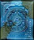 38.Med modrý
